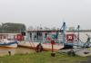Serviço de balsa em Araranguá é paralisado