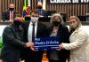 Vítima da Covid-19, Pedro D'ávila é homenageado pela Câmara de Vereadores de Araranguá