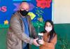 Vereador Luciano Pires entrega 200 mudas de árvores para escola do Morro dos Conventos