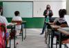 SC encerra semestre letivo com 70% de alunos no modelo presencial e 95% de professores vacinados
