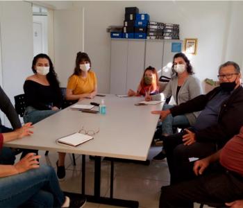 Prefeitura, Assistência Social e defesa civil de Maracajá traçam estratégias de combate ao frio