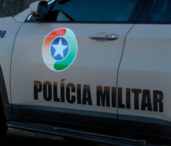 Polícias Civil e Militar realizam ação em conjunto e apreendem espingarda e cocaína