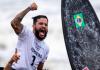 Brasileiro Ítalo Ferreira é ouro em Tóquio e 1º campeão olímpico no surf