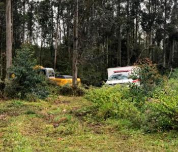 Içara: mulher encontrada em rio estava nua e com saco plástico na cabeça