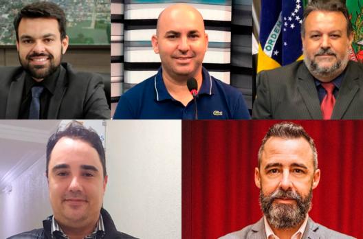 Araranguá é único município com pré-candidatos a federal
