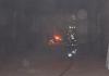 Incêndio destrói empilhadeira no interior de empresa do Mato Alto