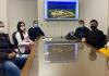 Geovania de Sá conhece projeto para estruturação de parque de eventos de Santa Rosa do Sul