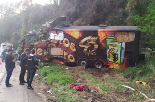 VÍDEO: Acidente em SC tira a vida de dono da banda Garotos de Ouro