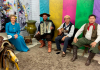 TV Sul Mulher em clima gaudério agita o sextou na TV Sul