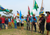 Balneário Arroio do Silva recebe a Chama Crioula e tradicionalistas celebram o Dia do Gaúcho