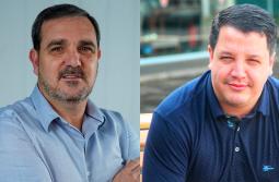 Prefeitos de Santa Rosa e Praia Grande buscam recursos em Brasília