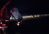 Motorista de 29 anos perde vida após carro que dirigia cair em valo