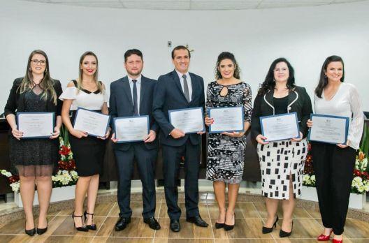 Diplomação da Diretoria da OAB em Turvo