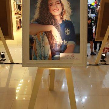 Exposição no Center Shopping apresenta em fotos, as Debutantes 2019 do Grêmio Fronteira