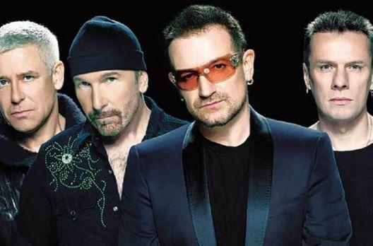 História da banda U2
