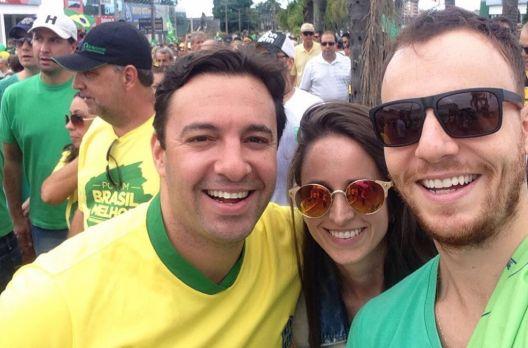 Daniel Freitas: 'Sou Bolsonaro'