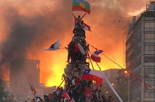 O recado da América Latina: Uma análise dos protestos no Chile