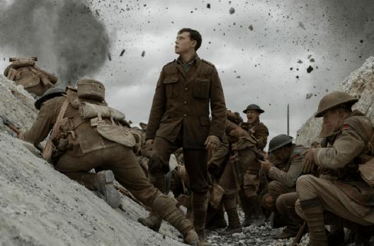 1917: A beleza da arte por trás de um filme de guerra