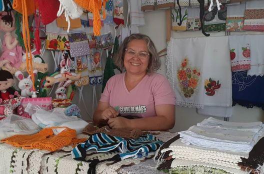 Arrancada de Caminhões 2020: artesãos e produtores festejam as excelentes vendas