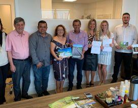 Associação dos Municípios do Extremo Sul do Estado forma parceria junto da Alesc