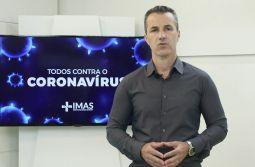 Presidente do IMAS detalha medidas restritivas