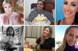 Homenagem aos aniversariantes