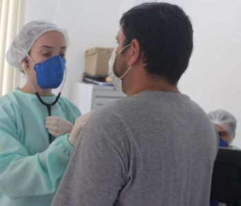 Rotina alterada na saúde diante da pandemia