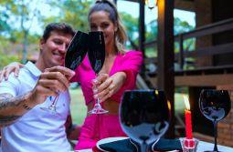 Ganhe um jantar romântico à luz de velas!