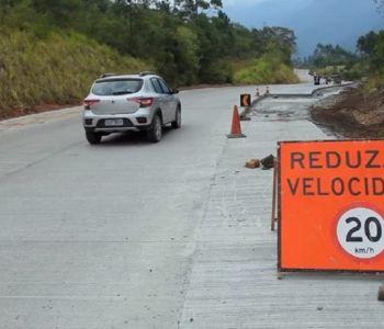 DNIT alerta para detonações de rochas na BR-285/SC nesta sexta-feira (29)