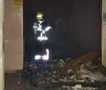 Incêndio em Arroio do Silva mobiliza Corpo de Bombeiros