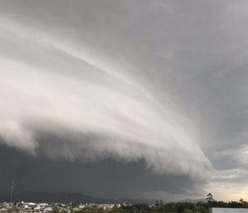 Lições do ciclone extratropical