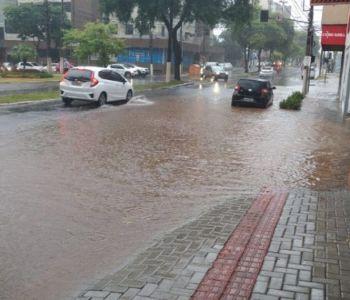 Equipes do Governo do Estado atuam em município do Sul de SC atingido por novo ciclone