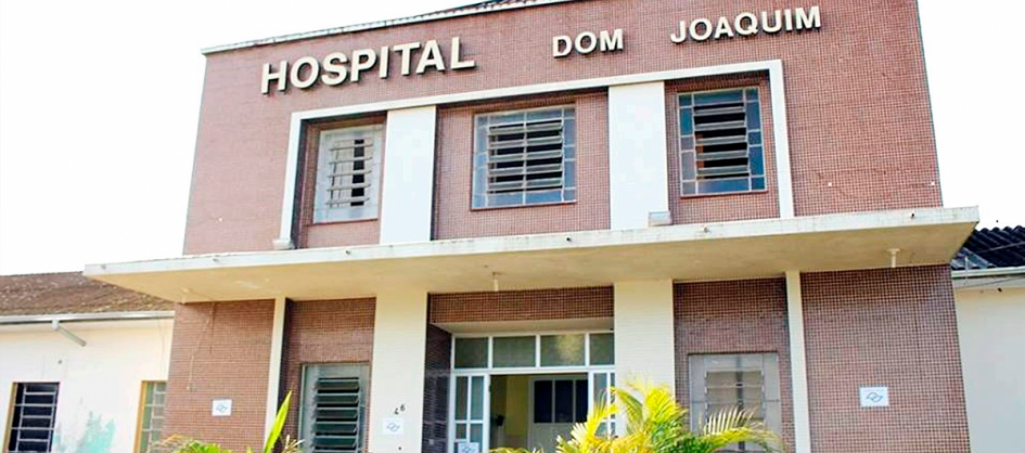 Hospital Dom Joaquim - Antes e Depois!