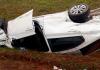 Estado de embriaguez ao volante provoca acidente em Araranguá