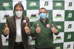 César Cesa e Tano confirmados para a disputa eleitoral em Araranguá.