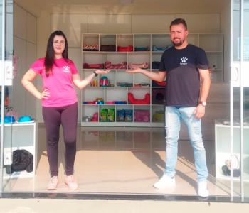 Exclusivo Pet Shop inaugura em Araranguá com serviços diferenciados