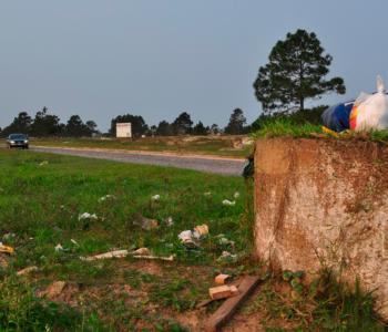 Moradores do Bairro Turimar, em Balneário Gaivota, reclamam da falta de segurança pública