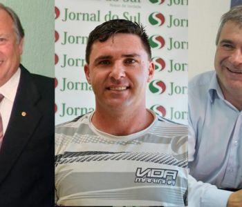 Meleiro confirma três candidaturas a prefeito neste ano
