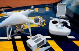 Eleições: PF usará drones para flagrar crimes como boca de urna