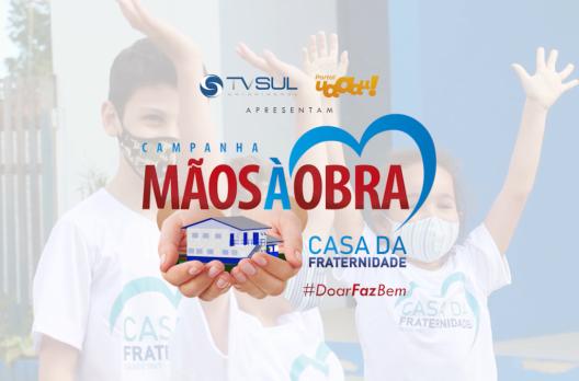 TV Sul e Portal UaaaU lançam live solidária em prol da construção da Creche Meimei