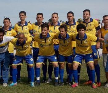 Há seis anos, AEC ressurgia no cenário esportivo, comemorando o título regional da 2ª Divisão