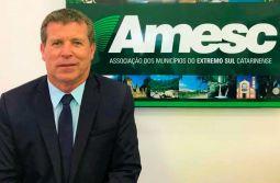Moacir Teixeira assume presidência da Amesc