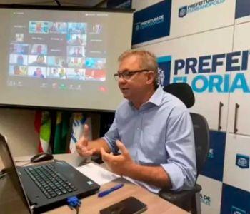 Vacinação contra Covid-19 em Florianópolis começa na quarta-feira
