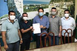 Bancada progressista entrega emenda para administração municipal