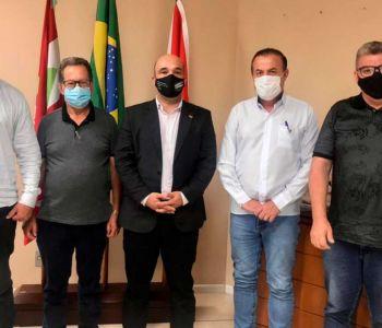 Rodovia Jacob Westrup é pauta de encontro entre prefeitos e Secretário de Infraestrutura do Estado