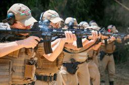 Reforço de Fuzis: PM de Araranguá recebe doações para aquisição de armas