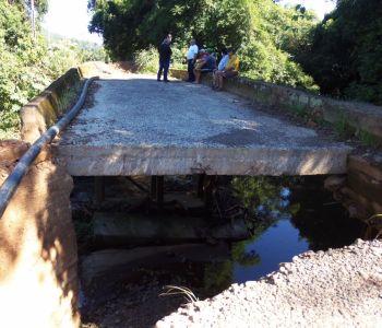 Prefeitos decidem pela construtora de nova ponte no Rio Jundiá