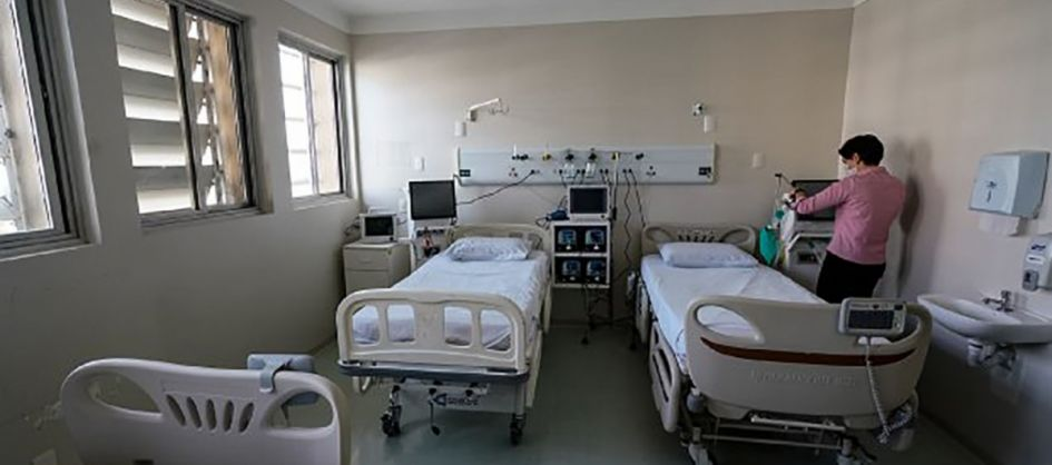 Coronavírus em SC: Governo do Estado amplia leitos de tera...