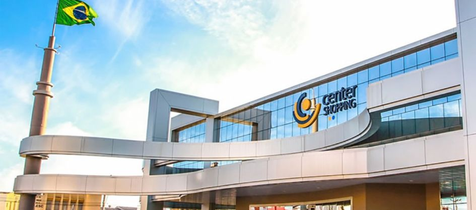 Center Shopping fechado no final de semana