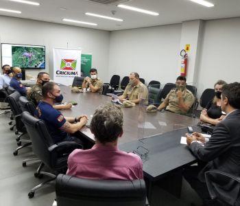 Criciúma edita novo decreto que aumenta medidas restritivas contra a Covid-19